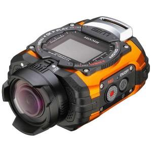 コンパクトデジタルカメラ RICOH WG-M1(オレンジ)