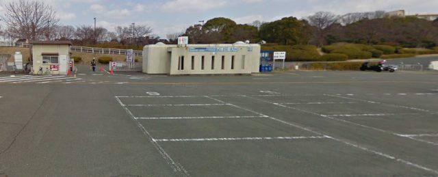 【ロハスフェスタ大阪万博2017】東駐車場の入口と混む時間 スムーズに帰宅する方法