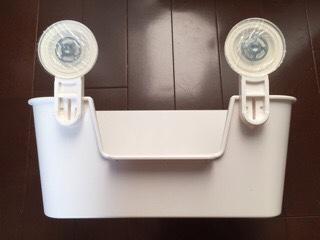 IKEAのお風呂用バスケット 子供がおもちゃを片付ける方法